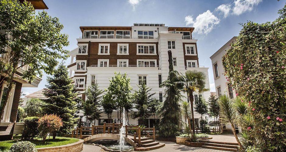 PRESTIGE HOTEL TIRANA - Tirana, Albania